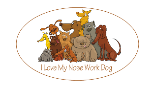 Love NW Dog Sticker