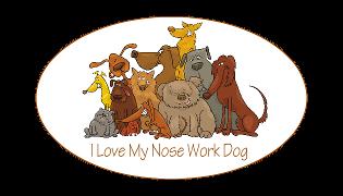 Love NW Dog Sticker
